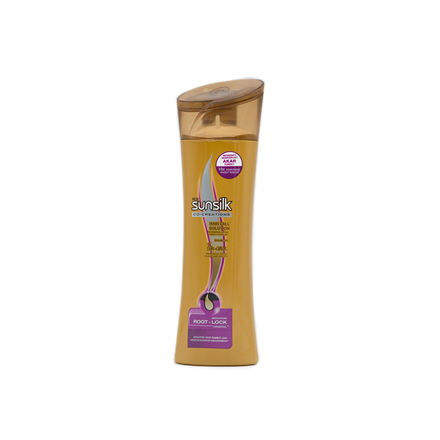 SS SHAMPOO CO-CREATION HAIRFALL SOLUTION 170ML