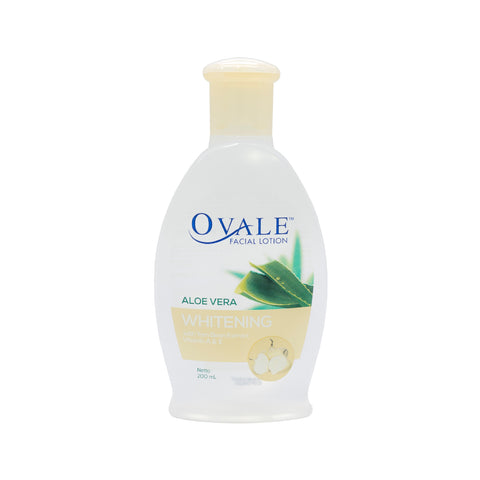 Ovale, Facial Lotion Whitening (Yum Bean), 200 ml