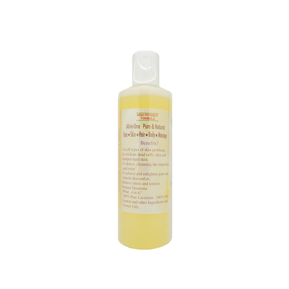 Mariati, Aroma Relaxing Soothing & Calming, Massage Oil, 250 ml