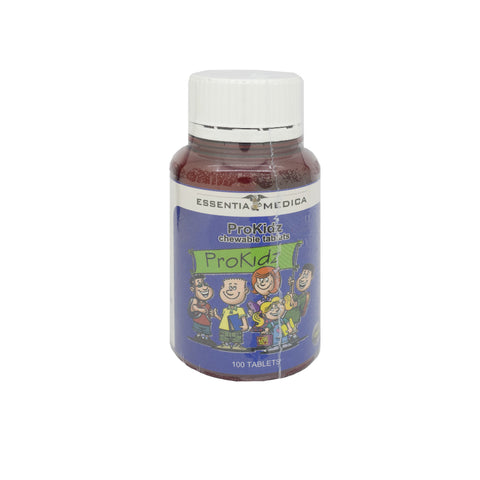 Essentia Medica, Prokidz Chewable, 100 tablets