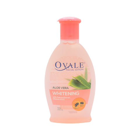 Ovale, Facial Lotion Whitening (Papaya), 200 ml