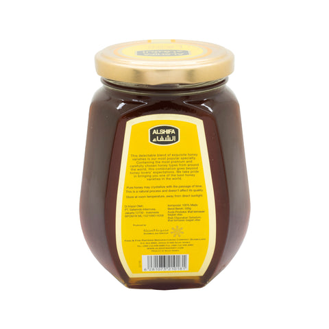 Al Shifa, Natural Honey, 500 g