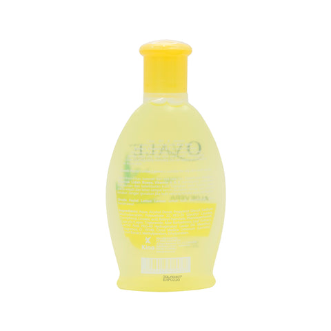 Ovale, Facial Lotion (Lemon), 200 ml