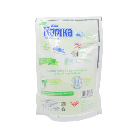 Rapika, Green Meadow, Refill Green, 450 ml