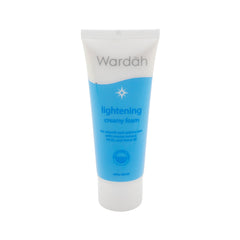 Wardah, Lightening Creamy Foam, 60 ml