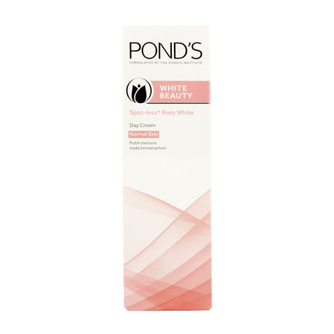 Pond's, White Beauty Spot-Less Rosy White Normal Skin Day Cream, 20 gm