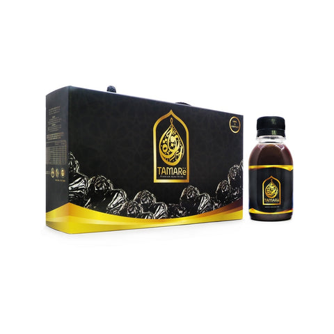 Tamare, Premium Ajwa Dates Drink, 120 ml x 4 bottles