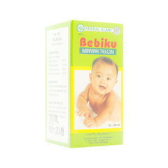 Air Mancur, Minyak Telon Bebiku, 30 ml
