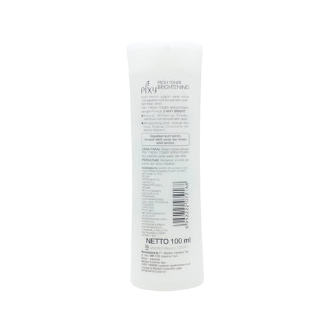 Pixy, Brightening Fresh Toner, 100 ml