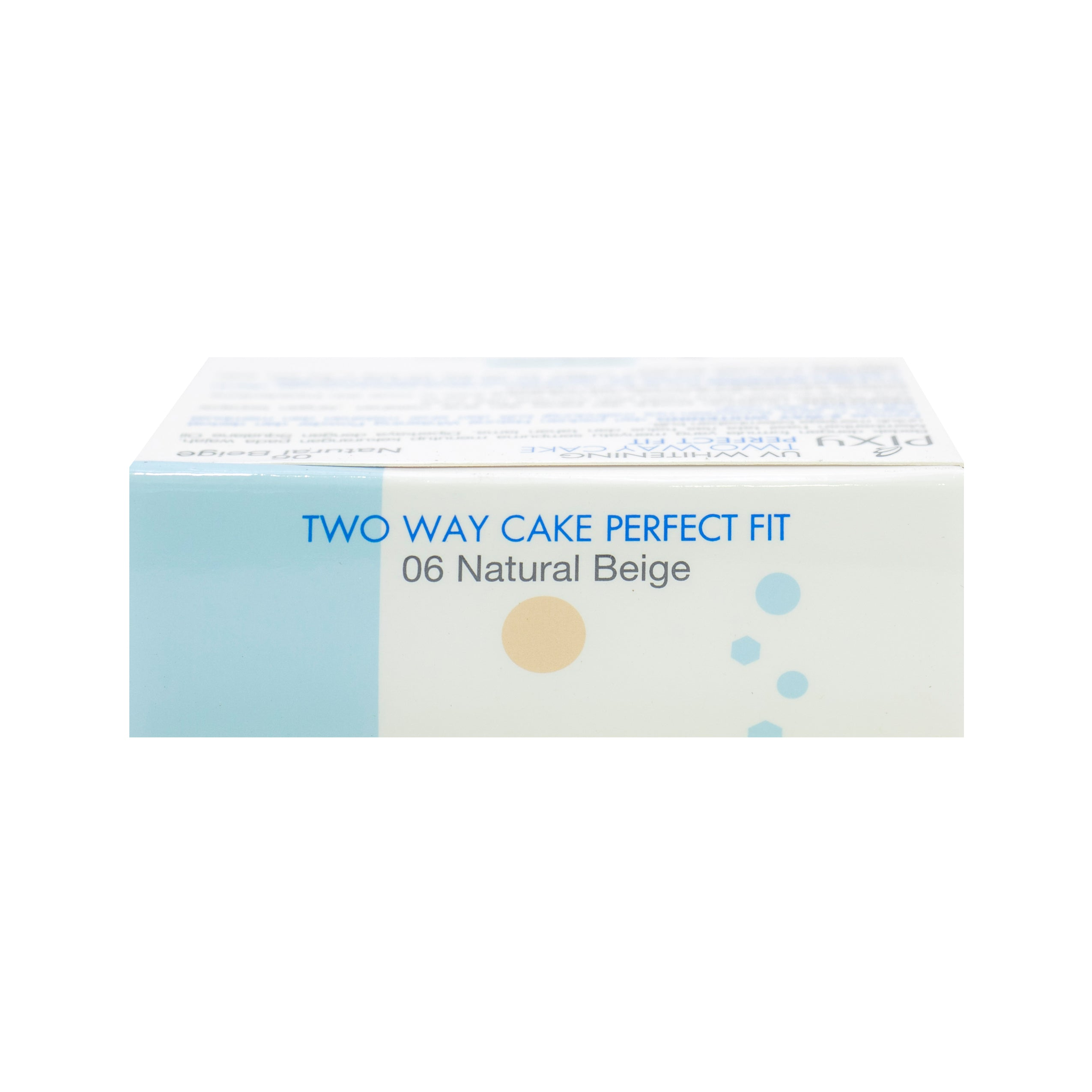 Pixy, Two Way Cake, Perfect Fit Refill, Natural Beige, 12.2 g