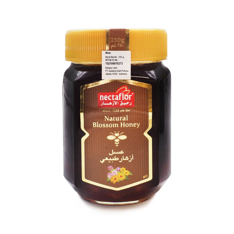 Nectaflor, Natural Blossom Honey, 250 gm