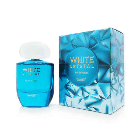 Surrati, White Crystal, Eau De Parfum, 100 ml
