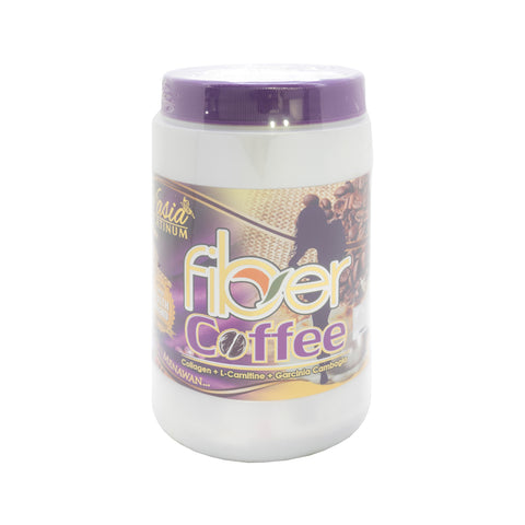 V'Asia, Fiber Coffee, 10 sachets X 20 gm