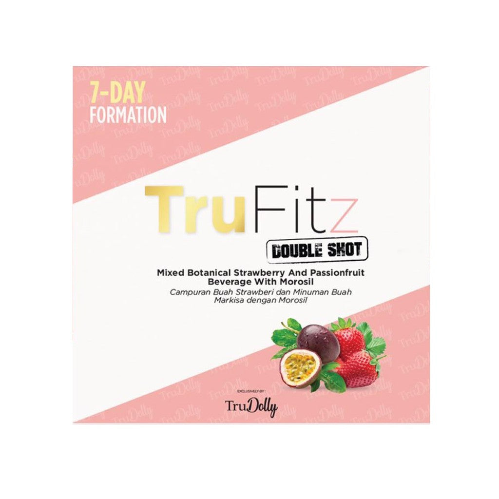TruDolly, TruFitz, 7 sachets X 35 ml