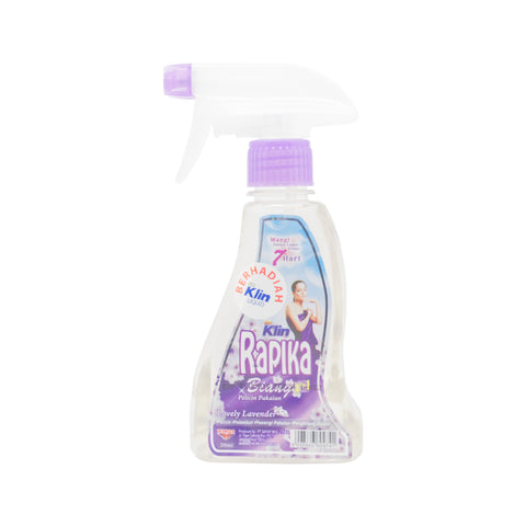 Rapika, Biang 3 in 1, Lovely Lavender Spray, 250 ml