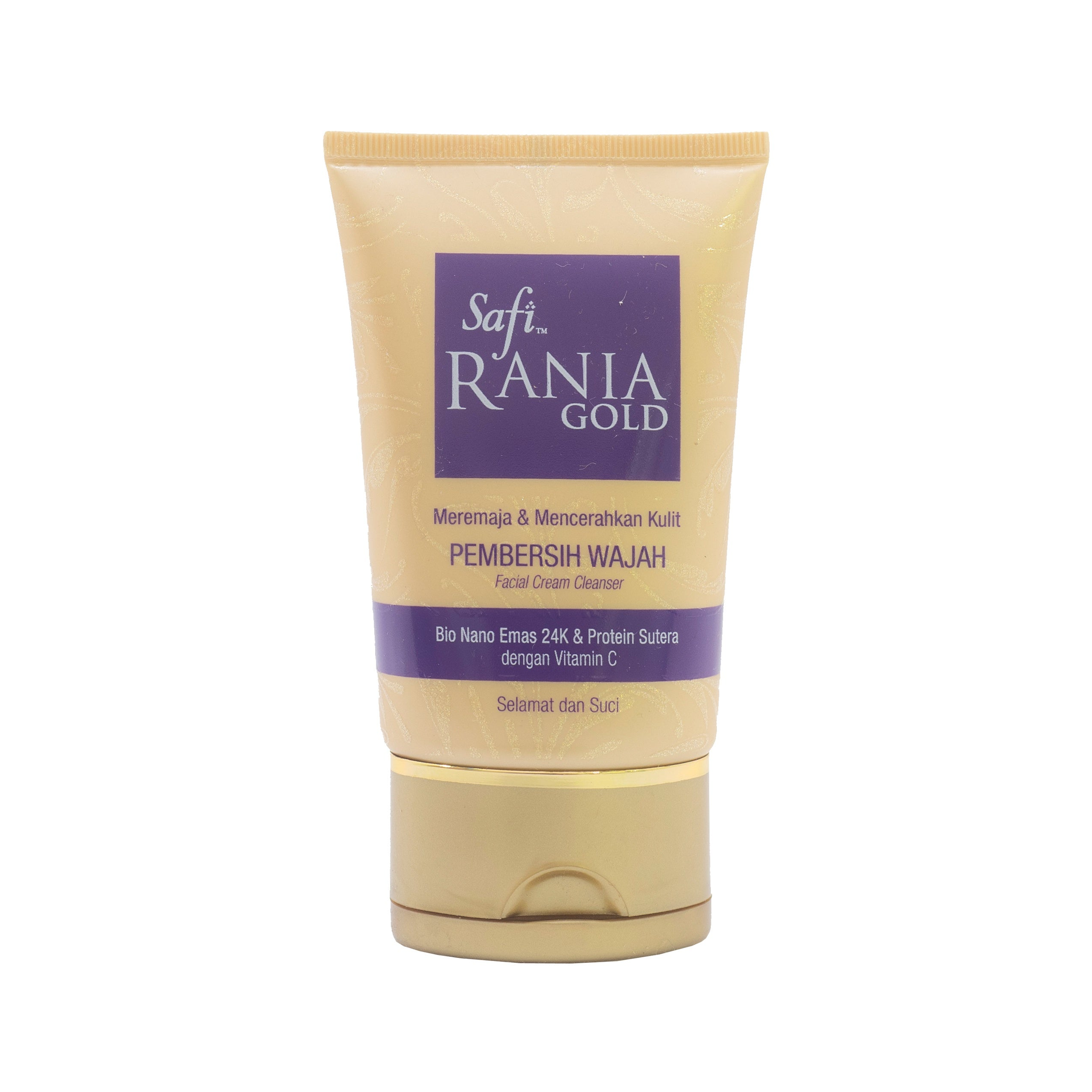 Safi, Rania Gold, Facial Cream Cleanser, 50 g