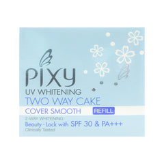 Pixy, Two Way Cake, Cover Smooth Refill, 03 Natural Cream, 12.2 g