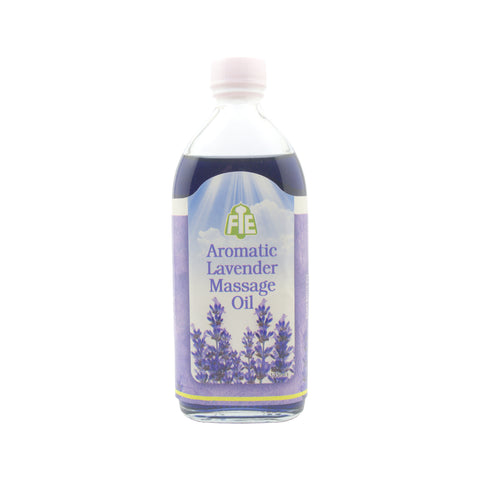 FTE, Aromatic Massage Oil, Lavender, 135 ml