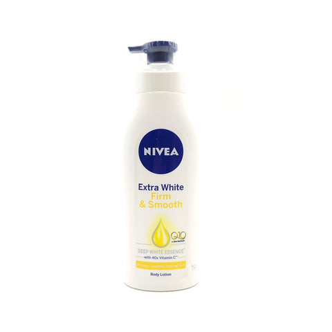 Nivea, Extra White Firm & Smooth Deep White Essence Body Lotion, 400 ml