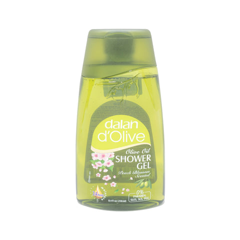 Dalan, Shower Gel Peach Blossom, 250 ml