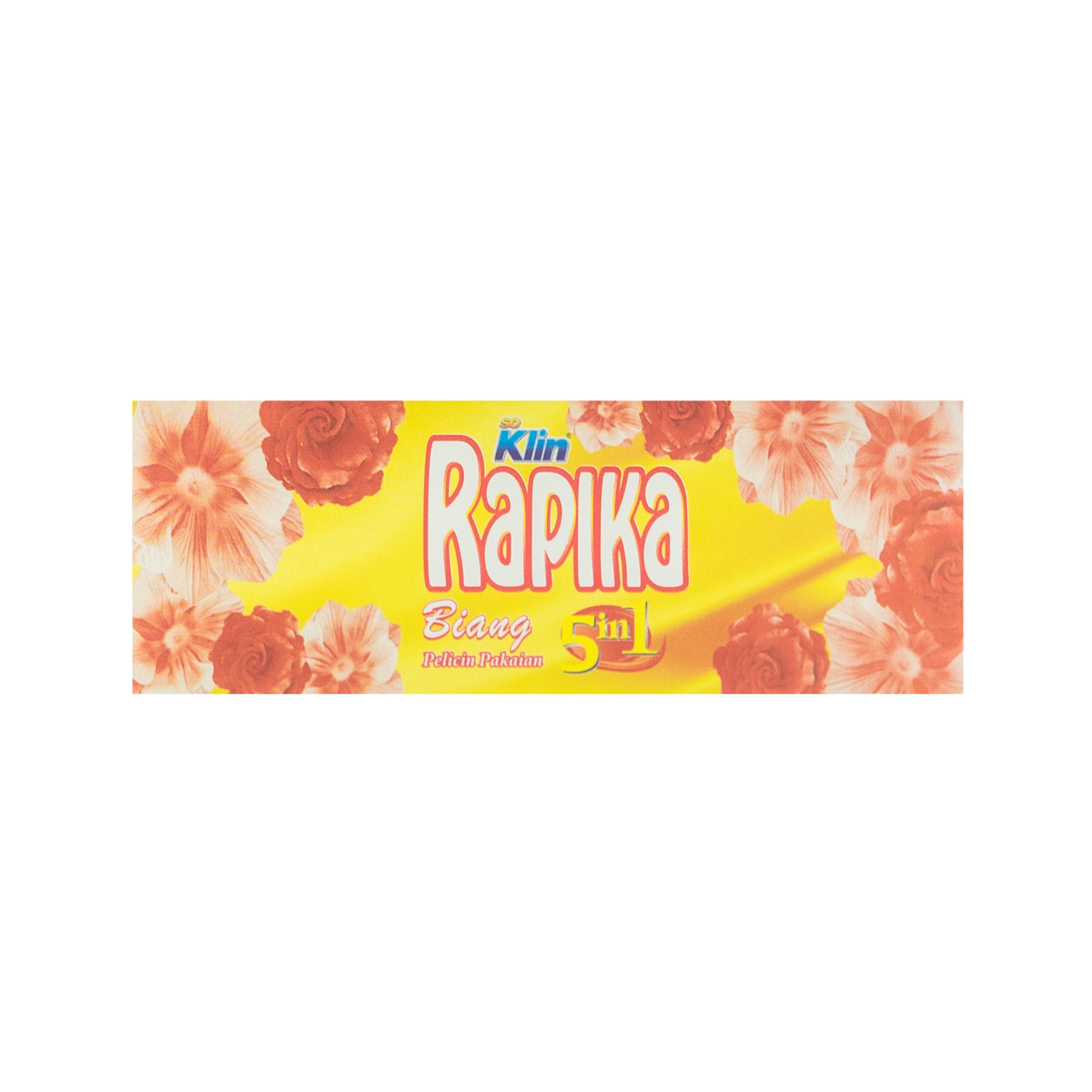 Rapika, Biang 3 in 1, Luxurious Gold, 25 ml X 4 sachets