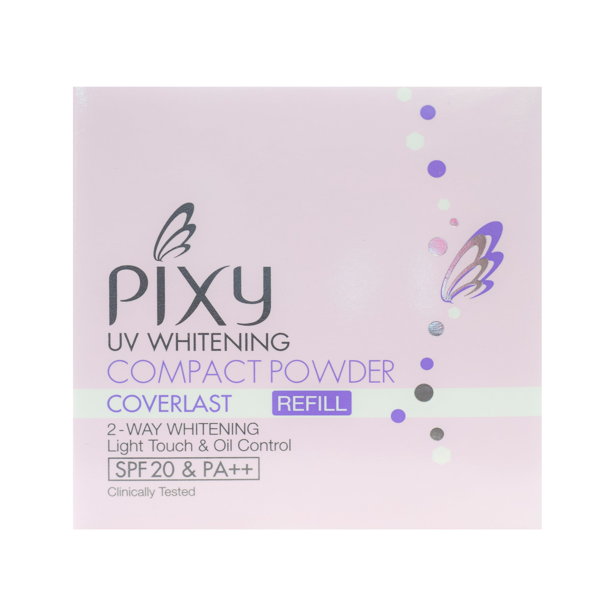 Pixy, Compact Powder Coverlast Refill, Honey, 11 g