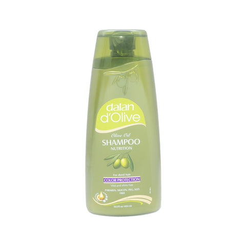 Dalan, Olive Oil Shampoo Color Protection, 400 ml