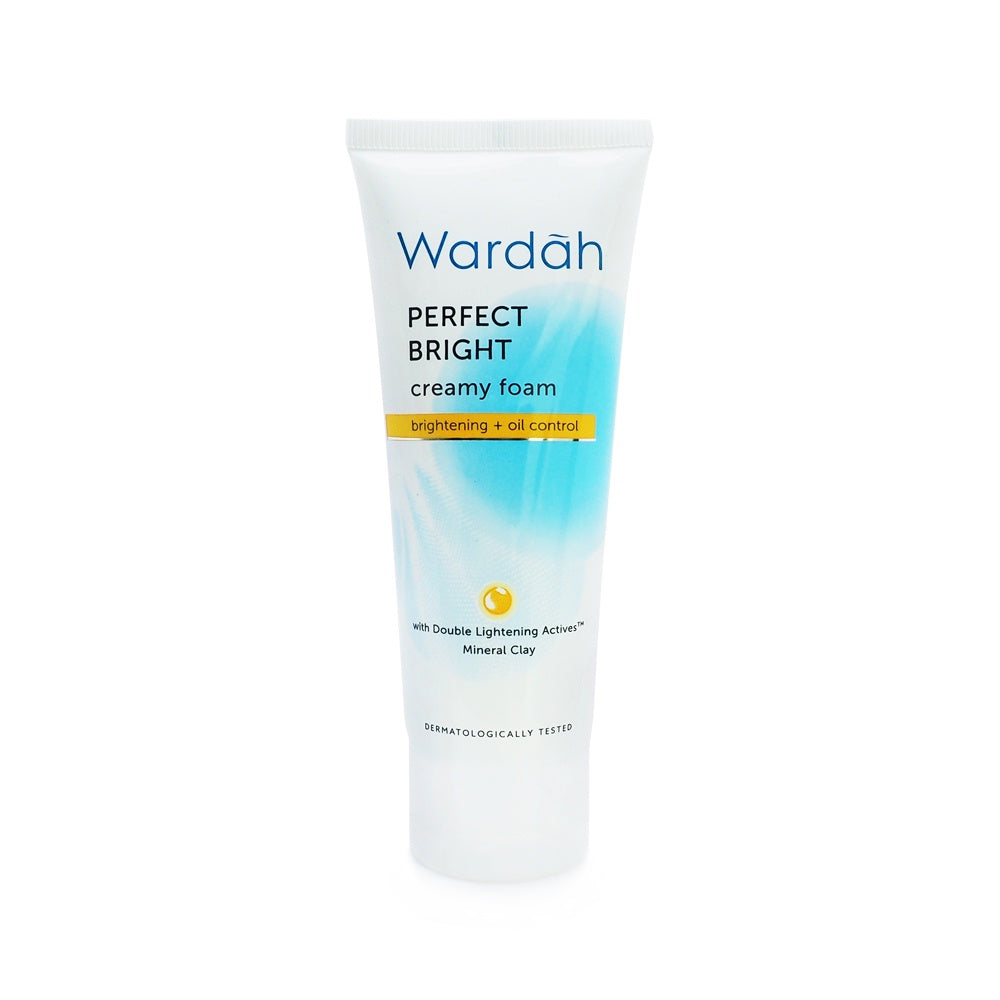 Wardah, Perfect Bright, Brightening + Oil Control, 60 ml