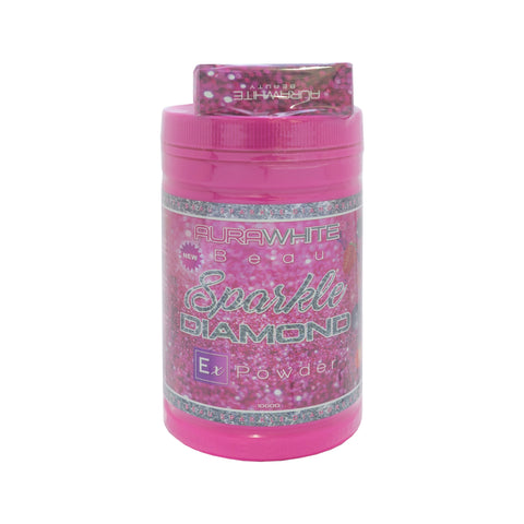 Aura White, Sparkle Diamond Ex Powder, 1000 g