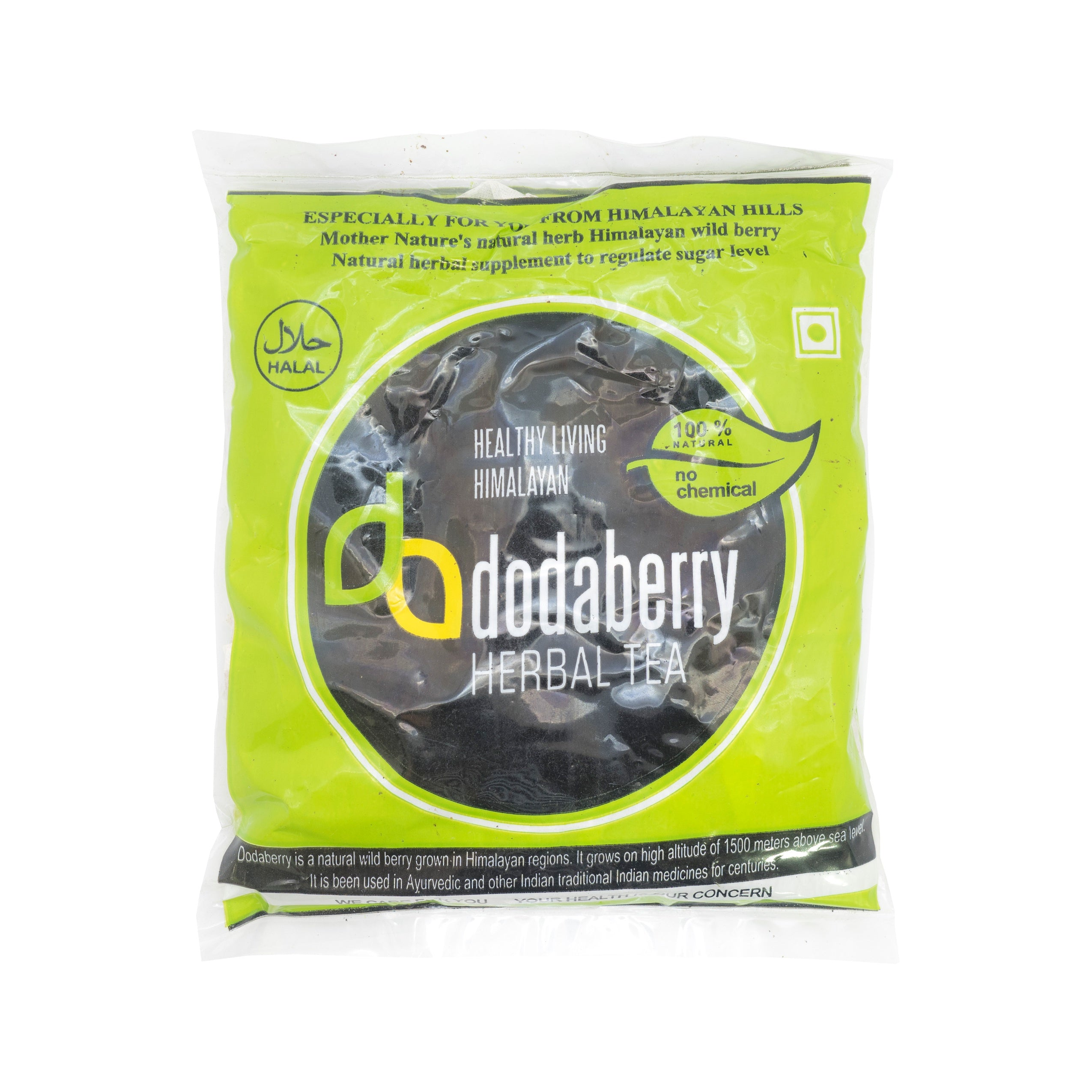 Dodaberry, Herbal Tea, 30 teabags @200 g