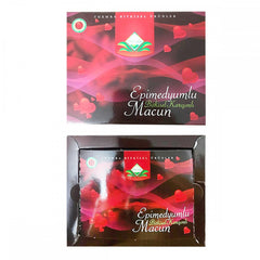 Themra, Epimedyumlu Macun, (Epimedium Herbal Mixed Paste), 12 sachets
