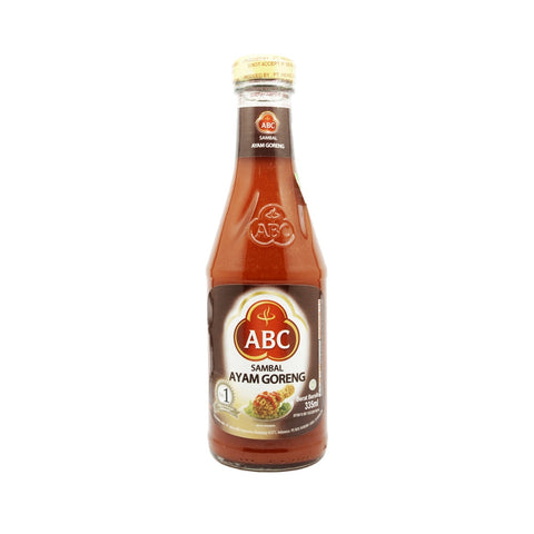ABC, Sambal Ayam Goreng, 335 ml