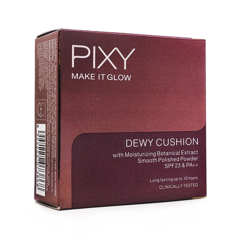 Pixy, Make It Glow, Dewy Cushion, 101 Light Beige, 15 g