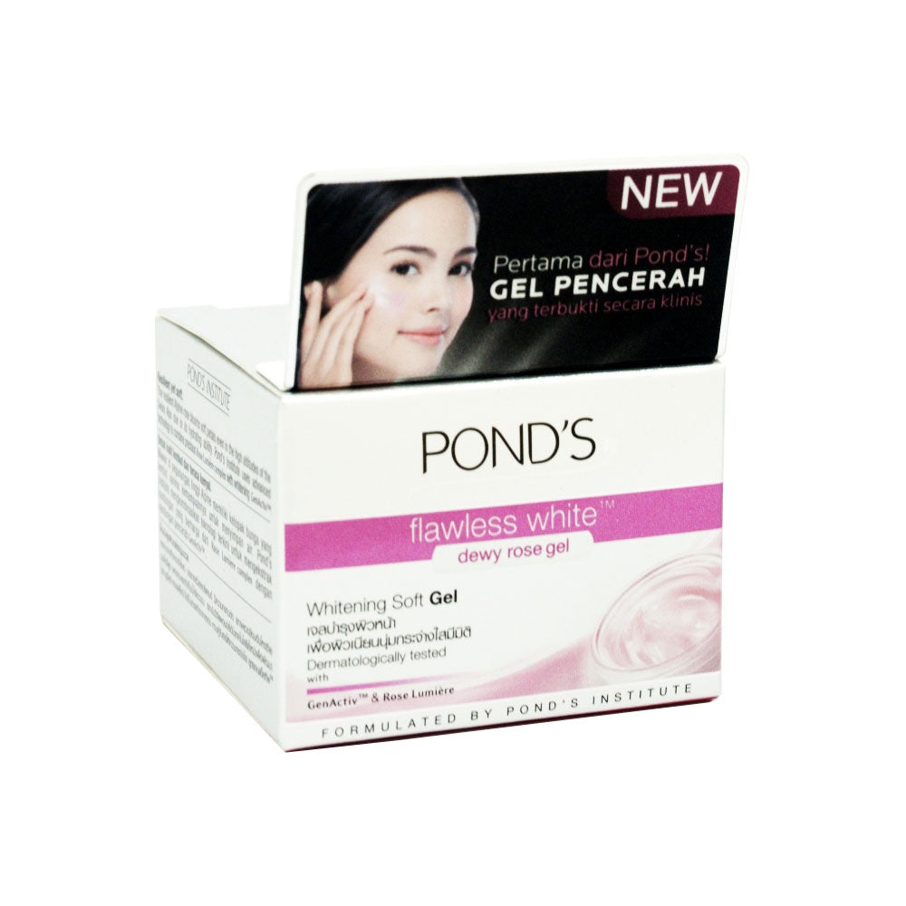 Pond's, Flawless White Dewy Rose Gel, 10 gm
