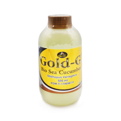 GNE, Gold-G, Bio Sea Cucumber, 500 g