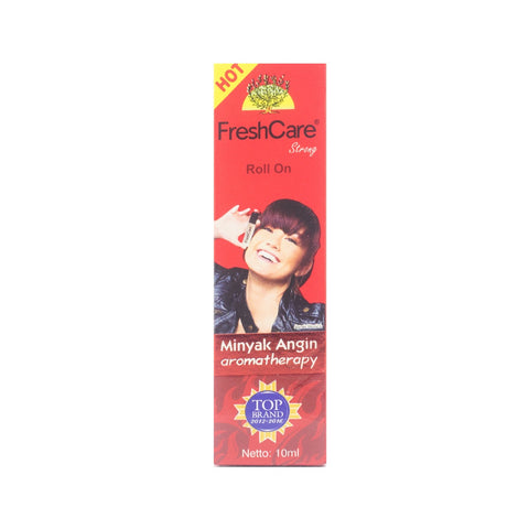 Freshcare, Roll On, Aroma Strong, 10 ml