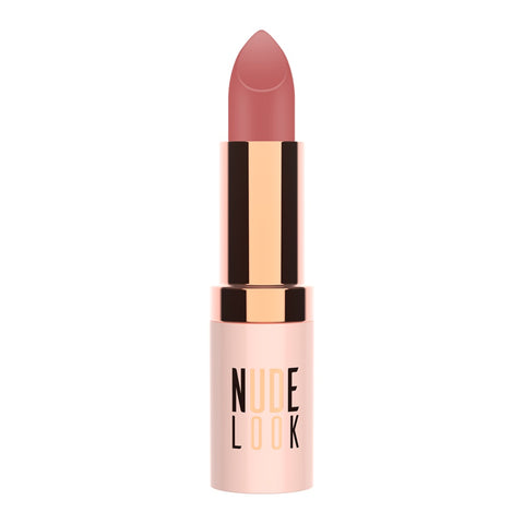 Golden Rose, Nude Look Perfect Matte Lipstick No. 03 Pinky Nude