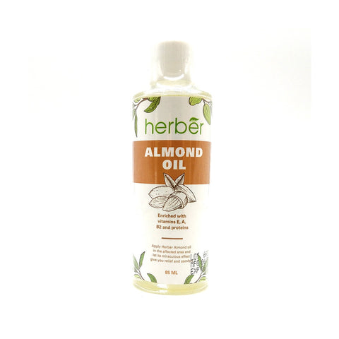 Herber, Almond Oil, 85 ml