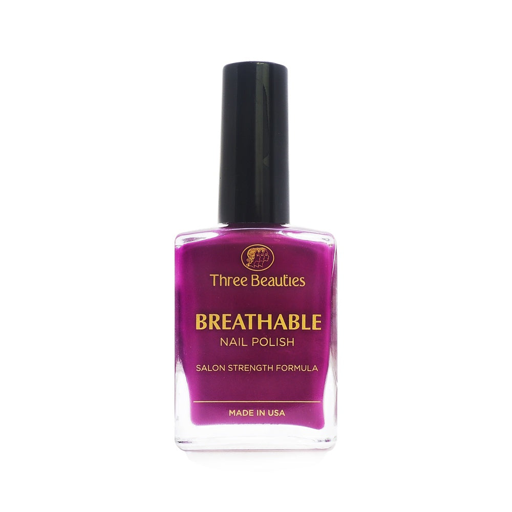 Three Beauties, Breathable, Nail Polish, Rania, 14.8 ml