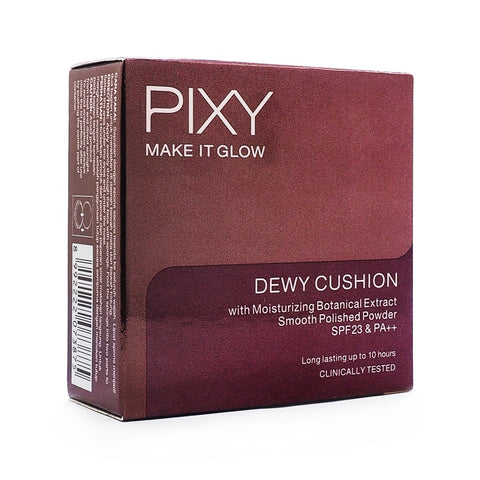 Pixy, Make It Glow, Dewy Cushion, 201 Neutral Beige, 15 g