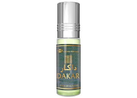 Al Rehab, Crown Perfumes, Dakar, 6 ml