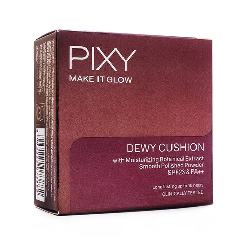 Pixy, Make It Glow, Dewy Cushion, 301 Medium Beige, 15 g