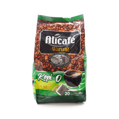 Power Root, Ali Cafe, Warung Kopi-O,2in 1, 20 sachets X 25 g