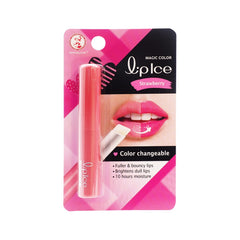 LipIce, Magic Color Pink Strawberry, 2g