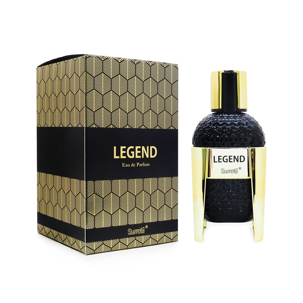 Surrati, Legend, Eau De Parfum, 100 ml