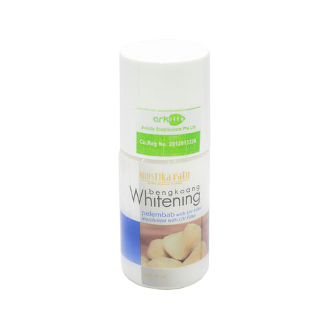 Mustika Ratu, Bengkoang Whitening, Pelembab, with UV filter, 35 ml