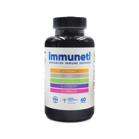 Immuneti, Advanced Defense, 60 capsules