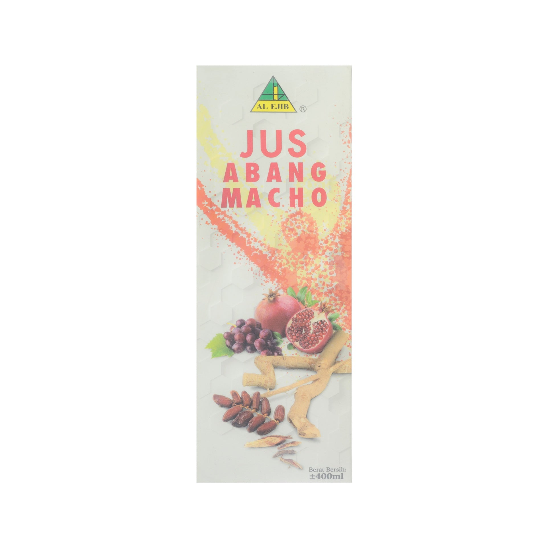 Al Ejib, Jus Abang Macho, 400 ml