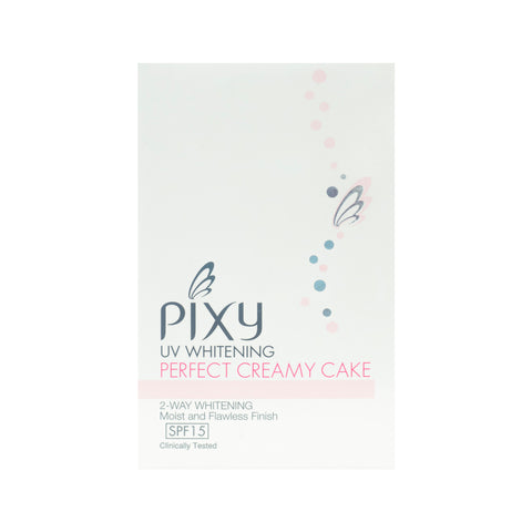 Pixy, Perfect Creamy Cake, Soft Peach, 11.5 g