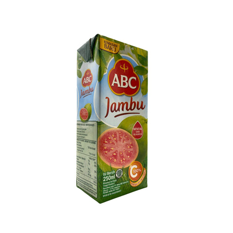 ABC, Guava Flavored Drink, 250 ml